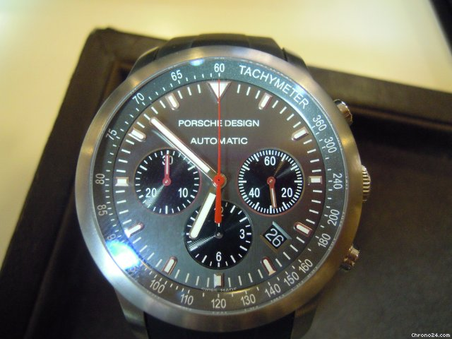 Porsche Design Chrono crono