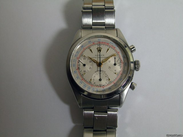 Rolex Pre-Daytona Chronograph ref.6234 with 3 color dial
