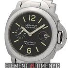 Panerai Luminor Collection Luminor Marina Titanium Black Dial...