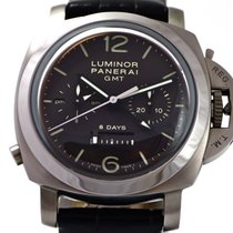 Panerai Luminor 1950 8 Days GMT PAM00311Monopulsante Chrono...