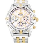 Breitling Windrider shadow flyback bi-metal chronograph automatic