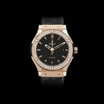 Hublot [NEW] Classic Fusion Automatic Gold 38mm 565.ox.1180.lr...
