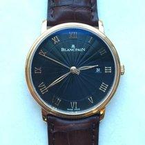 Blancpain Villeret Ultra Slim Automatic 6651-3630-55b