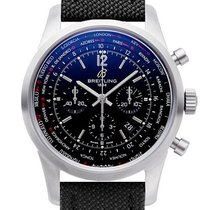 Breitling Transocean Unitime Chronograph Pilot,Ref. AB0510U6.B...