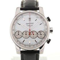 Eberhard & Co. Chrono 4 Grand Taille 43 White Dial...