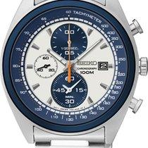 Seiko Classic SNDF87P1 Herrenchronograph Klassisch schlicht