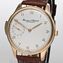 IWC Portugieser Minutenrepetition Rotgold-Roségold