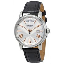 Montblanc 4810 Automatic Silvery White Dial Mens Watch 114853