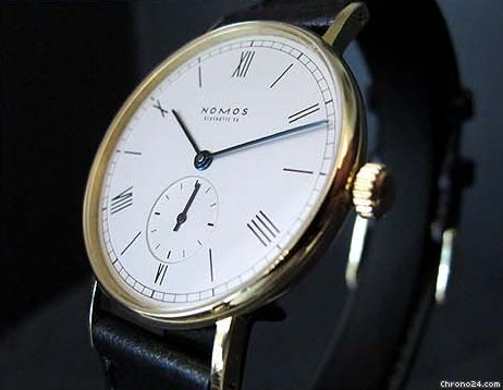 Nomos LUDWIG GOLD