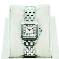 Cartier Panther W25033P5 Small Stainless Steel Ladies Watch