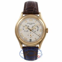 Patek Philippe Annual Calendar Complication Yellow Gold Crea