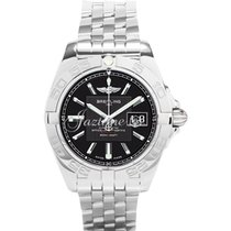 Breitling A49350L2|BA07|366A GALACTIC 41 41mm STAINLESS STEEL...