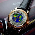 Patek Philippe World Time Emaille Cloisonné