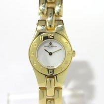 Baume & Mercier Linea Full Gold MV045201 Mother of pearl...