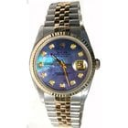 Rolex Datejust Men's Perfect Condition Model 16233 Steel...