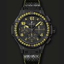 Hublot [NEW+RARE] Big Bang Black Fluo Yellow 341.SV.9090.PR.0911