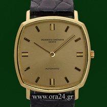 Vacheron Constantin Vintage Square 18k Gold Automatic Cal...