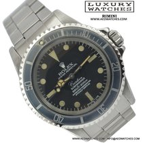 Rolex Submariner 5512 by CARTIER Full Set 1970's