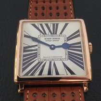 Roger Dubuis Kings Square  pink gold