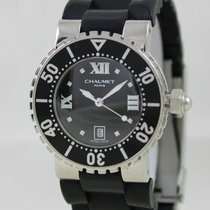 Chaumet Class one Steel Case Black Dial