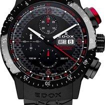 Edox Chronorally 1 Automatik Chronograph 01118 37NR NRO