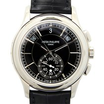 Patek Philippe New  Complications 950 Platinum Black Automatic...