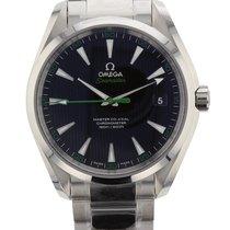 Omega Seamaster Aqua terra Automatic Co-Axial Chronometer...