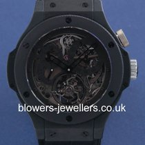 Hublot Bigger Bang Tourbillon All Black
