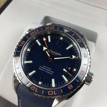 Omega Seamaster Planet Ocean Co Axial GMT Automatic Goodplanet...