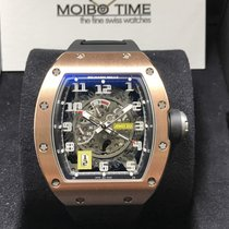 Richard Mille RM 030 Red Rose Pink Gold Ti RM30 Automatic [NEW]