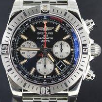 百年靈 (Breitling) Chronomat Airborne Steel 44MM, Black Dial,...