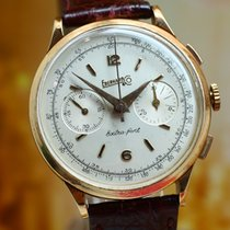 Eberhard & Co. Extra-Fort 18KYG Chronograph