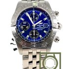 Breitling Galactic Chronograph II steel a1336410 blue dial NEW