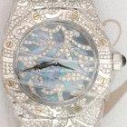 Audemars Piguet Ladies' Royal Oak, White Gold & Diamonds