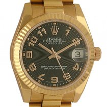 Rolex Datejust Medium 31mm Roségold Everose Präsident Armband...