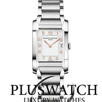 Baume & Mercier Hampton Small Silver Dial 22mm x 34,5mm...