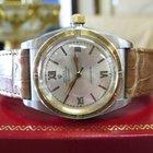 Rolex Bubbleback Gents Watch 3372 Steel & 14k Yellow Gold...