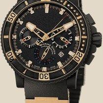 Ulysse Nardin Diver Black Sea Chronograph