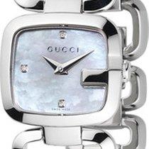 Gucci G-GUCCI CON DIAMANTI Ref. YA125502