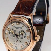 Patek Philippe 5035 Annual Calendar 18K Rose Gold Mens Watch...