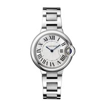 Cartier Ballon Bleu Quartz Ladies Watch Ref W6920084