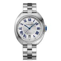 Cartier Cle De 40 Automatic Date