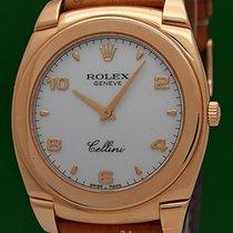 Rolex Cellini 5330 Manual Winding 18k Rose Gold 2008 Box&P...