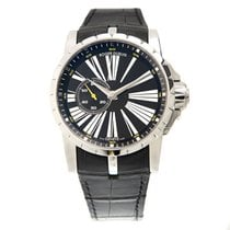 Roger Dubuis Excalibur Stainless Steel Black Automatic RDDBEX0263