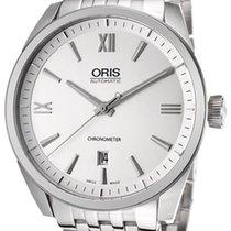 Oris Artix Chronometer Automatic Steel Mens Watch 26 Jewels...