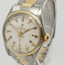 Rolex 1003 Gold & Steel Oyster Pepetual 31mm Watch
