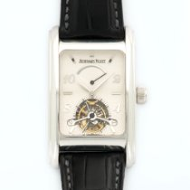 Audemars Piguet White Gold Edward Piguet Tourbillon Ref. 26006BC