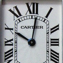 Cartier Medium Tank Basculante Quartz