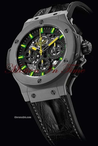Hublot Big Bang Aero Bang &amp;#34;Niemeyer&amp;#34; Tantalum Skeleton Limited 104