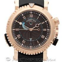 宝玑 (Breguet) Marine Royale 5847 Alarm Rotgold / Roségold...